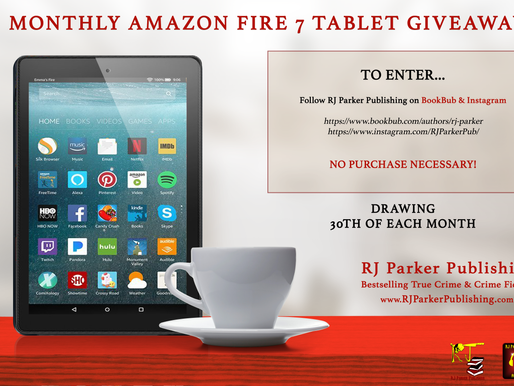 Winner of the March 2019 Kindle HD Giveaway!