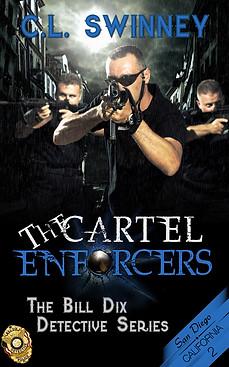Cartel Enforcers by CL Swinney