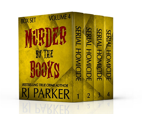 Murder by the Books BoxSet: Volume 4