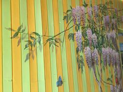 Réa décor murale