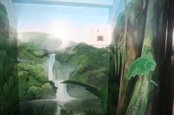 Réalisation Décor murale