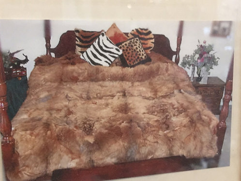 Suri Bed covers or area rugs