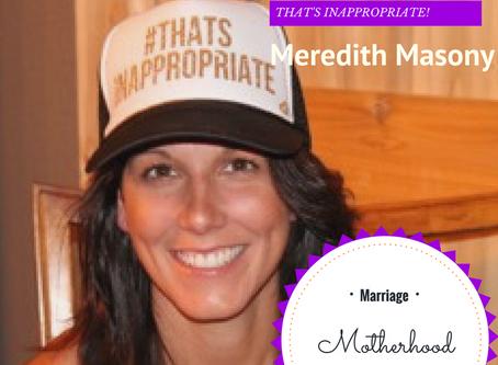 Marriage. Motherhood & Everything In-Between.