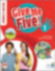 Give Me Five! е завладяваща учебна система в 6 нива за начален етап.
