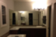custom mirror installed, bathroom mirror repair, bathroom mirror replaced, mirror replacement, mirror repair, mirror installed, mirror installation, sell mirror, mirror wall, workout room mirror, exercise room mirror, exercise room mirror wall, wall mirror