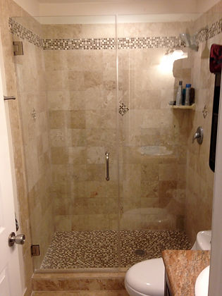 seamless shower doors, sliding shower doors, frameless shower enclosures, heavy duty shower glass, frameless shower, heavy glass shower, frameless shower door, glass door repair,  Custom Shower Enclosures,bathroom remodel,fix bathroom shower,replace shower