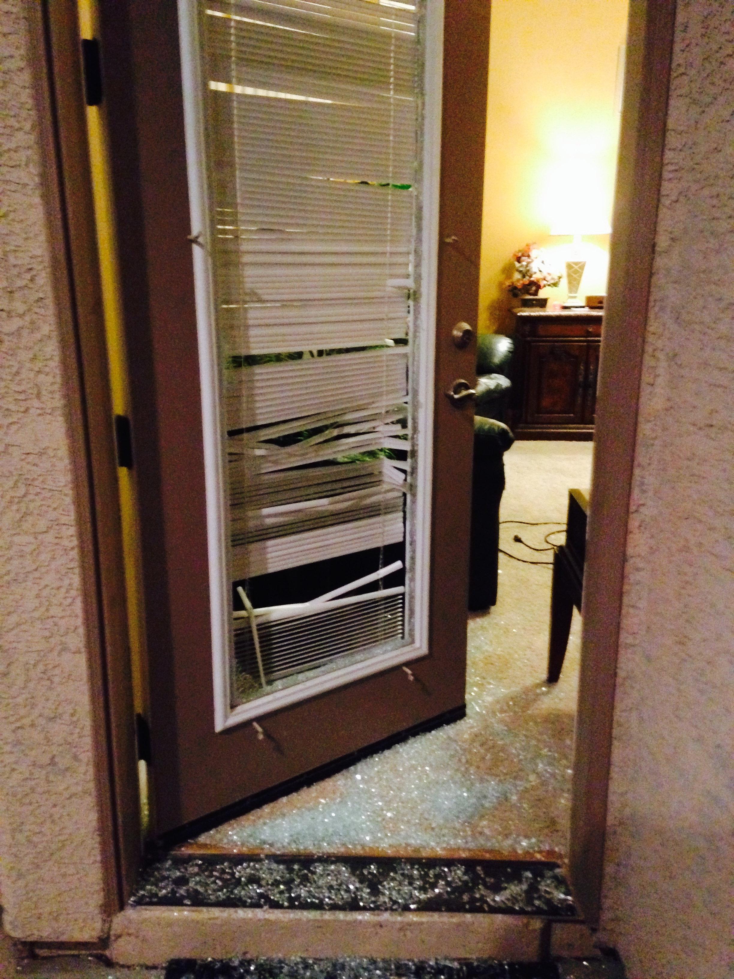Paramount Glass Shop Las Vegas mercial Door Replacement Install