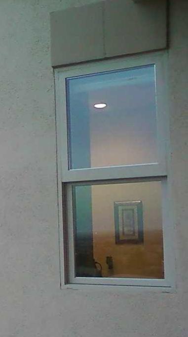 Fix Broken Window, Glass Replaced