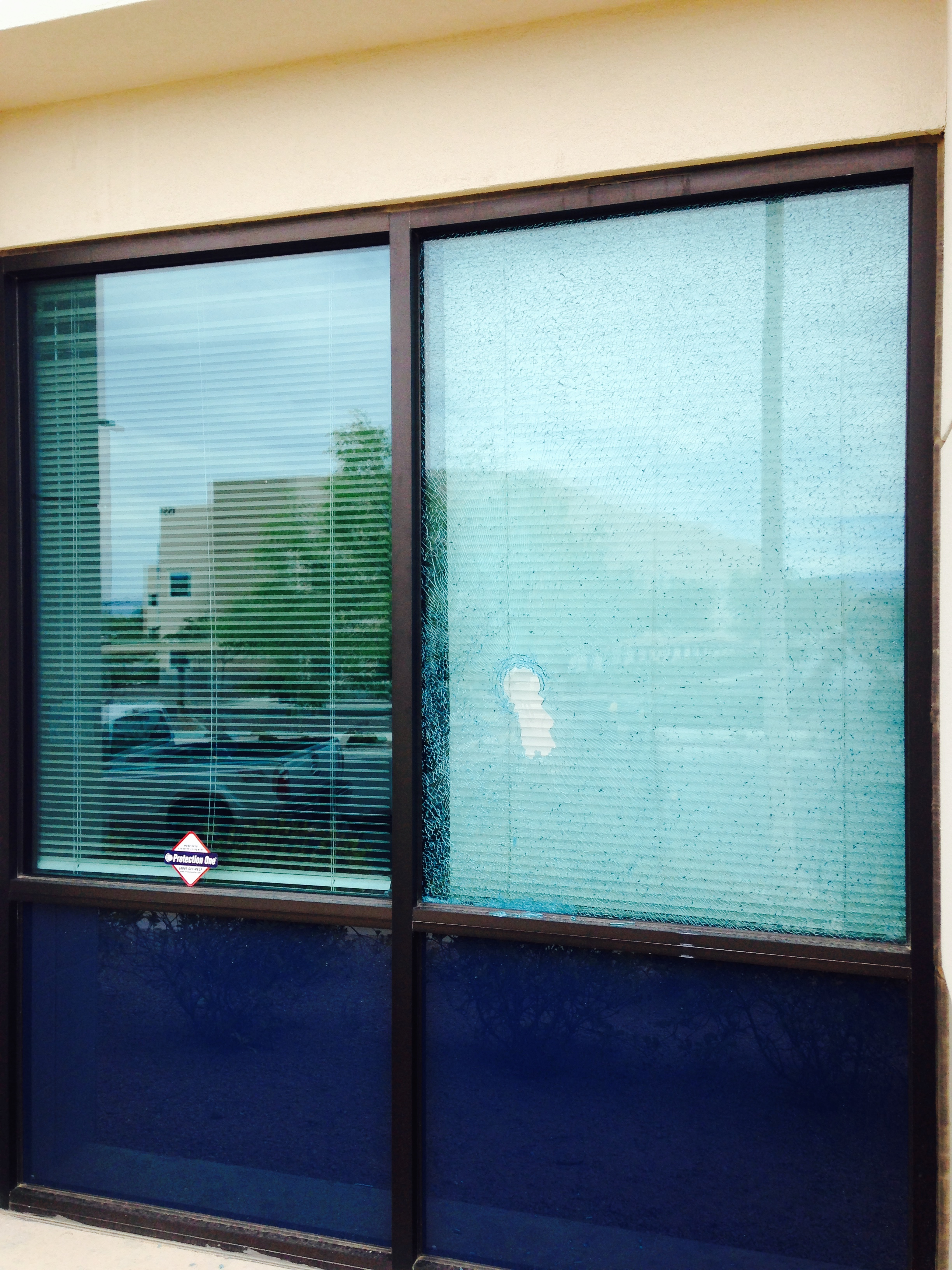Storefront Commercial Glass Vegas