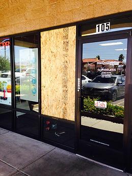 Las Vegas Emergency Board Up Commercial Window Glass Las Vegas
