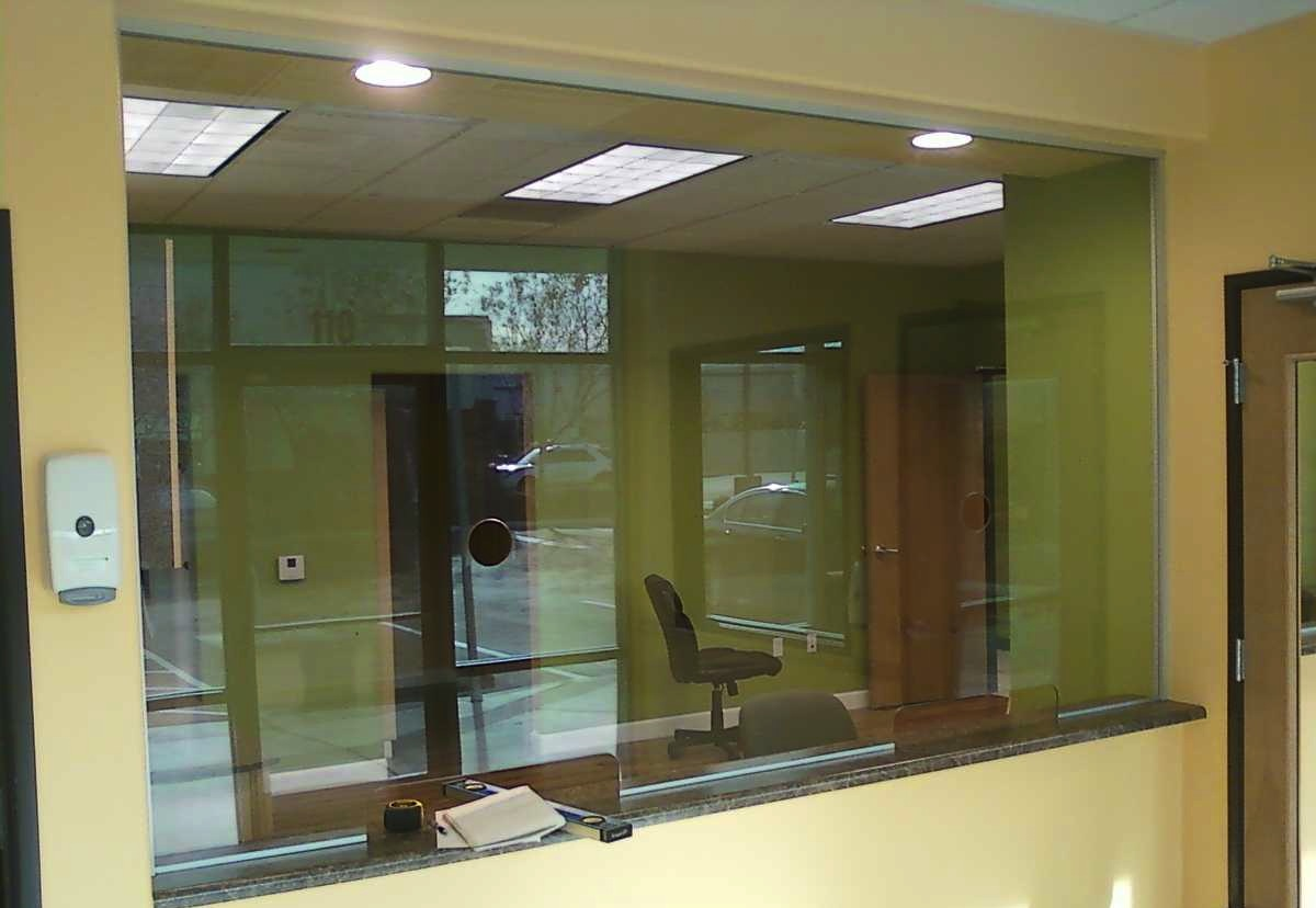 Commercial Glass Repair Las Vegas