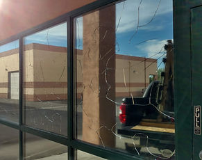 Broken Glass Repair Las Vegas Windows & Doors Commercial & Residential Houses