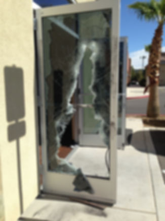 Broken Glass Repair Las Vegas Doors