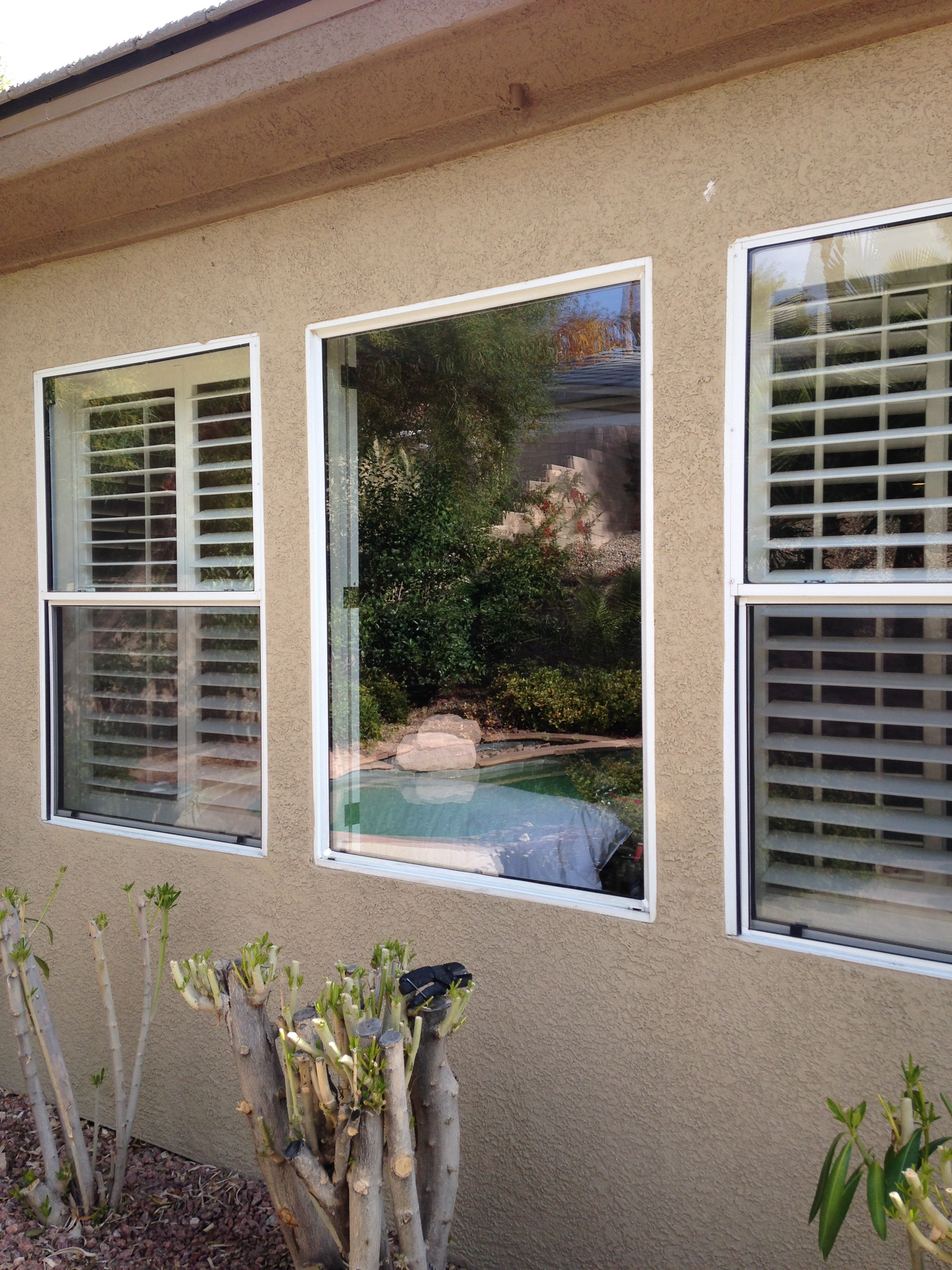 House Window Las Vegas Glass Repair