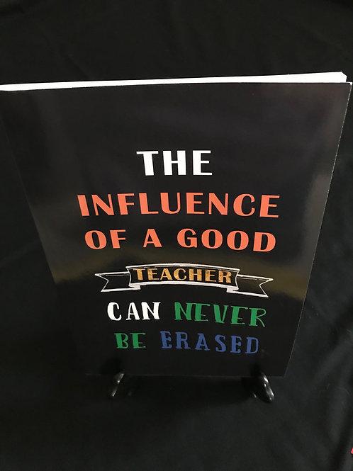 Inspirational Teacher Journal