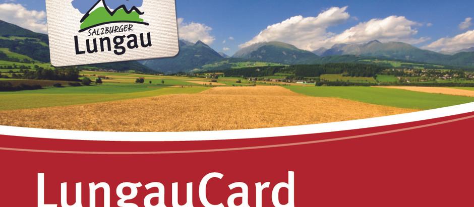 Neuigkeiten zur LungauCard 2020 - All-inclusive für unsere Gäste im Sommer