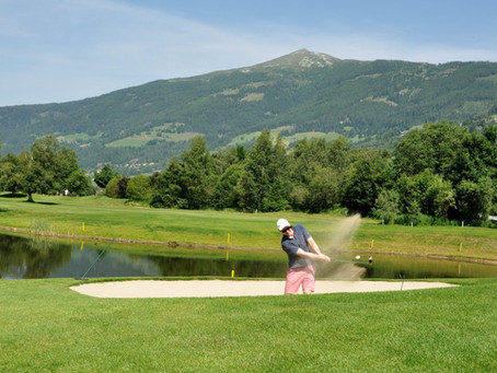 Golfclub Lunbau / Katschberg in der Lungauer Naturwelt