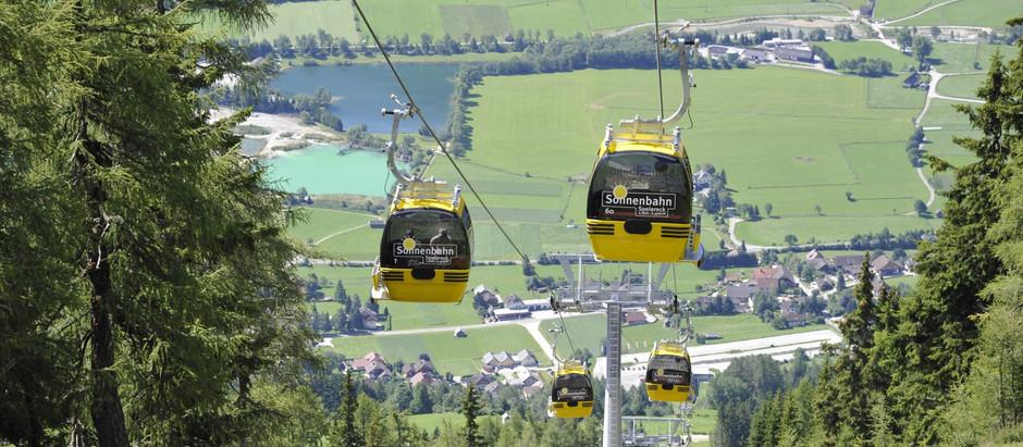Bergbahnen wieder Geöffnet - Kostenlos. Unsere Gäste erhalten von uns gratis die LungauCard