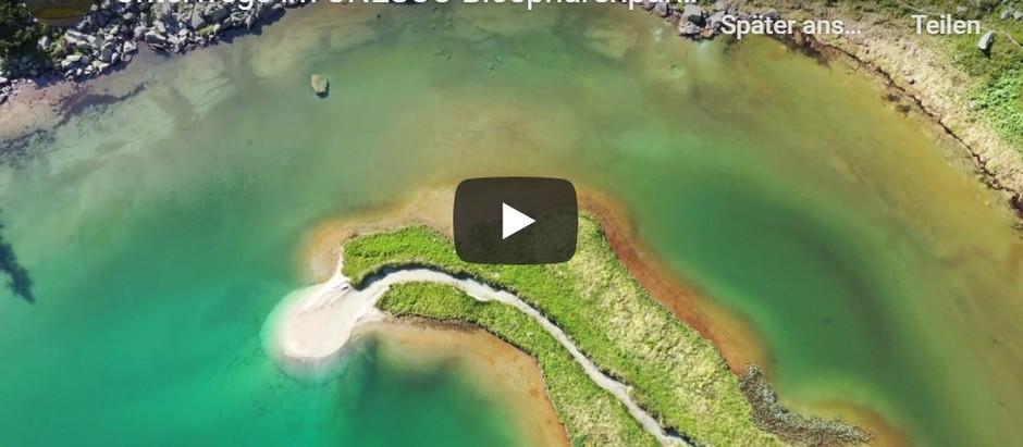 Unterwegs im UNESCO Biosphärenpark Salzburger Lungau (Impressionen 2020)