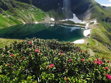 Wanderung im Salzburger Lungau