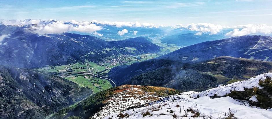 Im Sommer werden wieder die Bergschuhe geschnürt