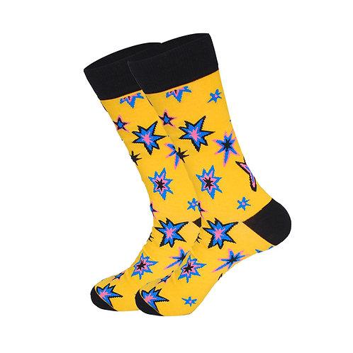 Yellow Star Gazers