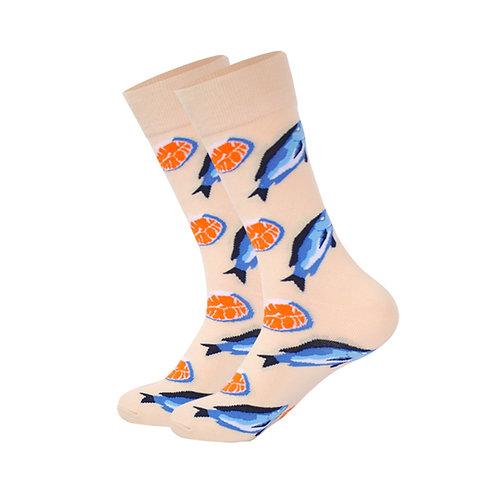 Fishy Feet