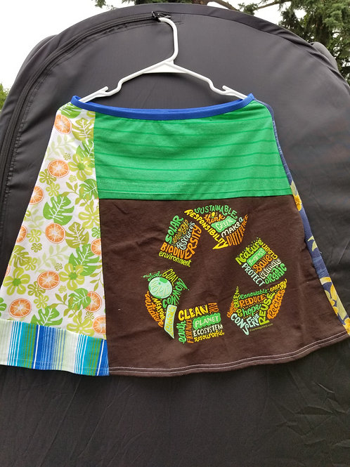 Recycle Skirt