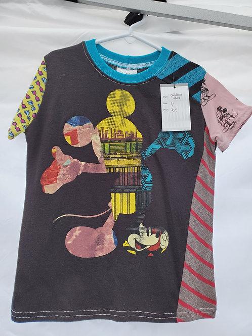 Colorful Mickey Shirt