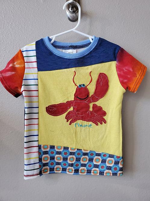 Rainbow Maine Lobster