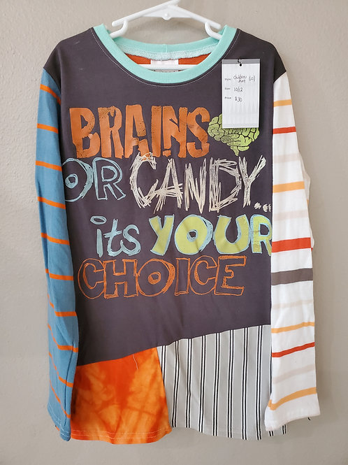 Brains or Candy