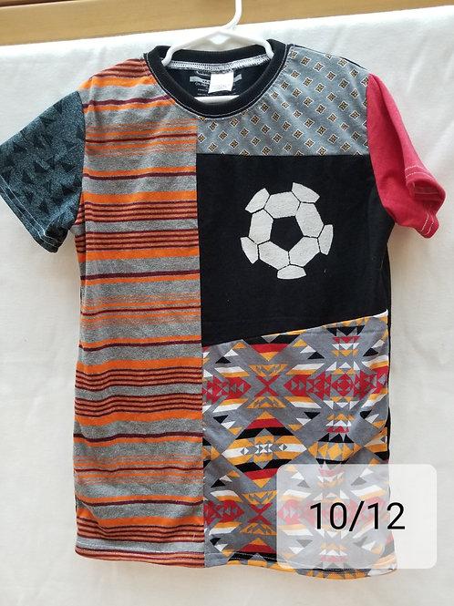 Soccer Orange