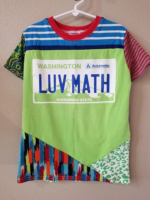 LUV Math
