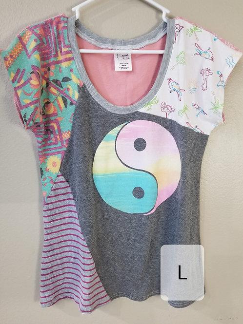 Pink Peace Shirt