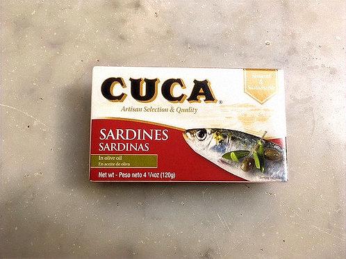 Cuca Sardines