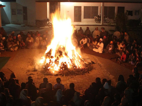 אגני - אש החיים, המפתח להכנת הגוף לקראת החורף, יוגה ואיורוודה.