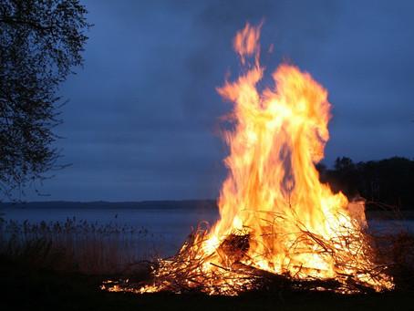 חורף והאש הפנימית, אגני