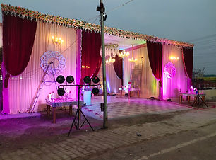 Banquet hall in Noida