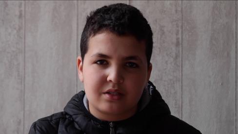 Photogramme extrait de la vidéo'Ayoub'