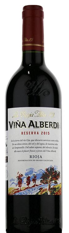 """Raudonasis vynas """"La Rioja Alta Alberdi Reserva Rioja"""" ( 750 ml)"""