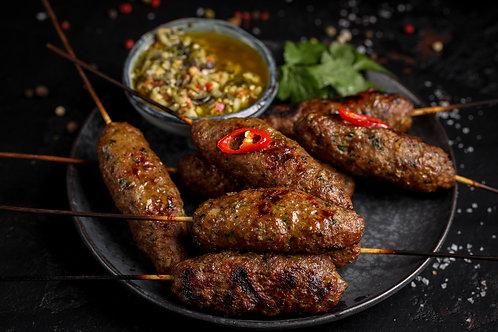 Avienos liulia kebabas (paruoštas kepti ) 0,9 kg