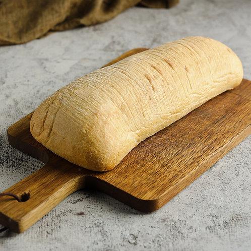 """Itališka duona """"Ciabatta""""(1 vnt)"""