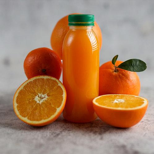 Šviežiai spaustos apelsinų sultys (0,3 L)