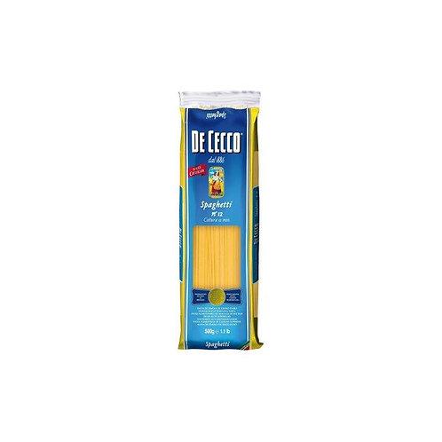 Pasta Spaghetti, DeCecco (0,5 kg)