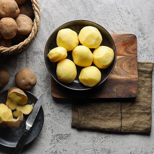 Valytos bulvės (vakuume) (0,5kg)