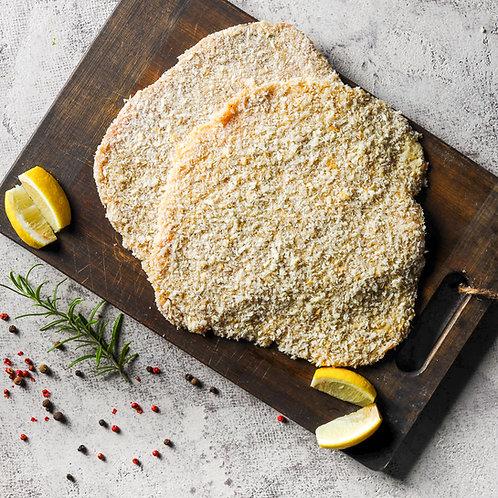 Vienos šnicelis (paruoštas kepti) (2 vnt)