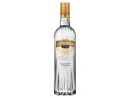 """Degtinė """"Lietuviška Auksinė"""" (700 ml)"""