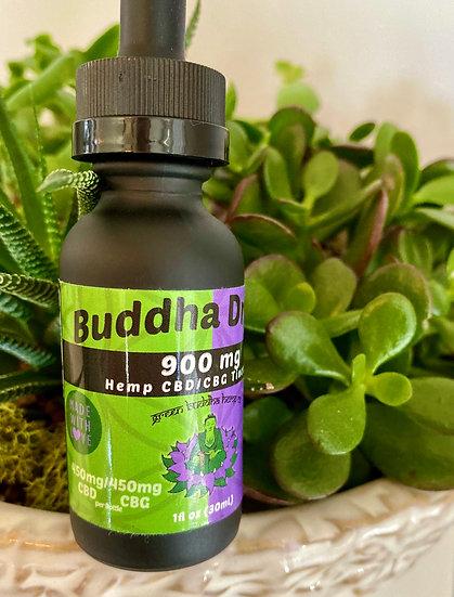 Buddha Drops CBG & CBD Tincture