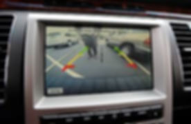 Back Up Camera Display.JPG