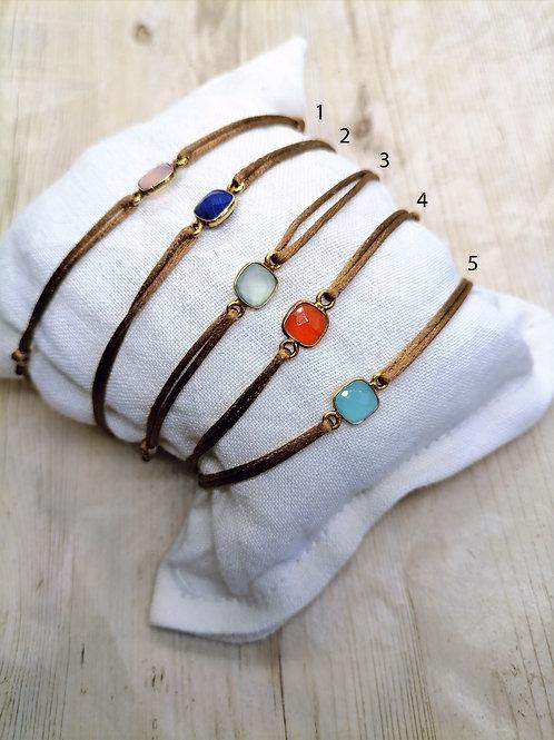 Bracelets Pierres Uniques